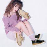 中野恵那(ちゃんえな)ちゃんえな×RyuRyuコラボシューズ発売!