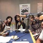 中野恵那 山田麗華 7月4日放送ラジオ「THE BAY☆LINE」出演!