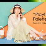 中野恵那(ちゃんえな) CECIL McBEE Webカタログモデル出演!